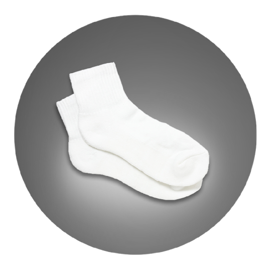 Deodorizing Socks