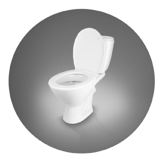 Deodorizing Toilet